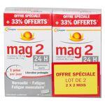 Mag 2 24H Lot de 2 x 60 comprimés Mag 2 24H c'est un complément... par LeGuide.com Publicité