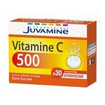 Juvamine Vitamine C 500 Sans Sucres Effervescents 30 comprimés Description... par LeGuide.com Publicité