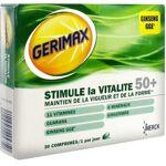 Gerimax Vitalité 50+ 30 comprimés Gerimax Vitalité 50+ 30 comprimés INDICATIONS... par LeGuide.com Publicité