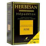 Herbesan Hépadétox Foie 45 gélules Description : Hépadétox de Herbesan... par LeGuide.com Publicité