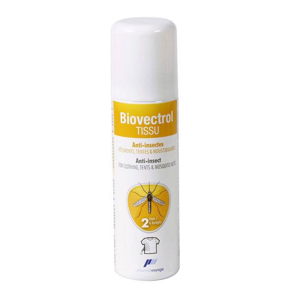 Pharmavoyage Biovectrol Anti-Insectes Tissu 100ml