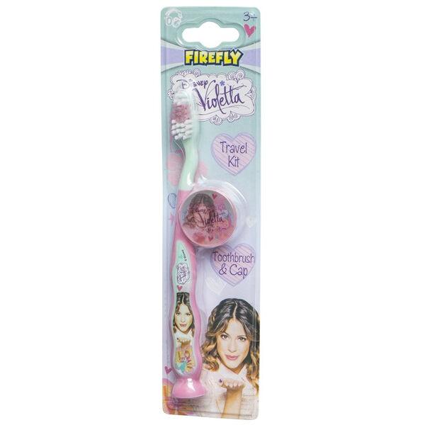 Disney Brosse à Dents Ventouse Violetta