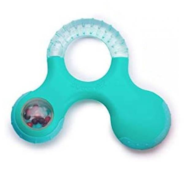 Suavinex Anneau de Dentition en Caoutchouc 3 Vert
