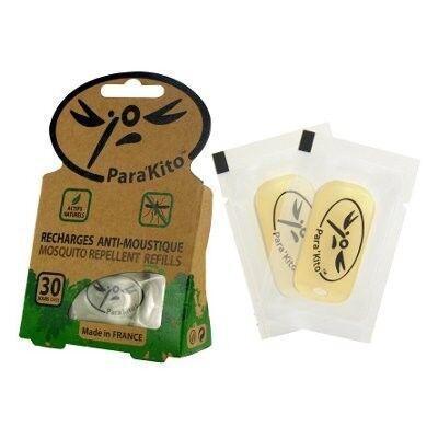 Parakito Recharges 2 pastilles