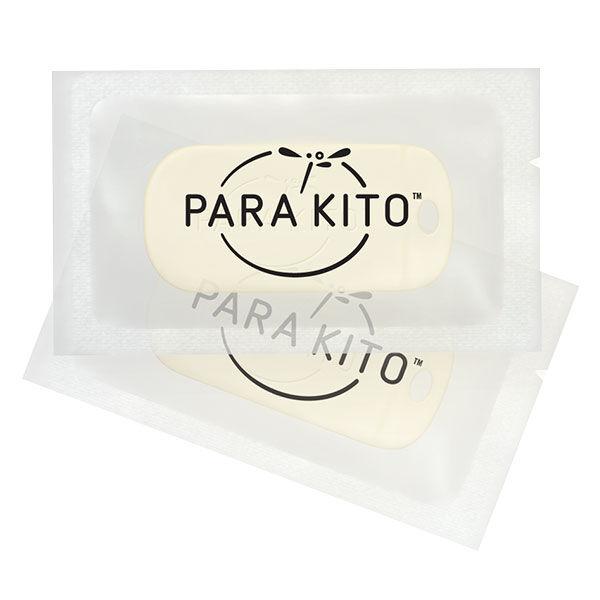 Parakito Recharge pour Bracelet Anti-Moustiques 2 plaquettes