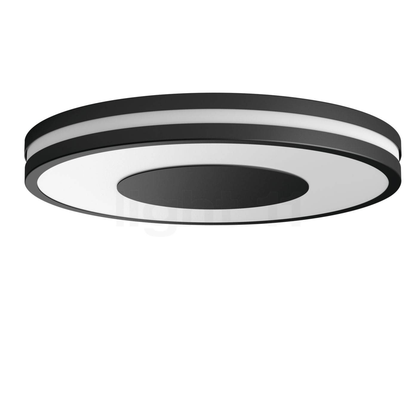 Philips Hue White Ambiance Being Plafonnier, noir