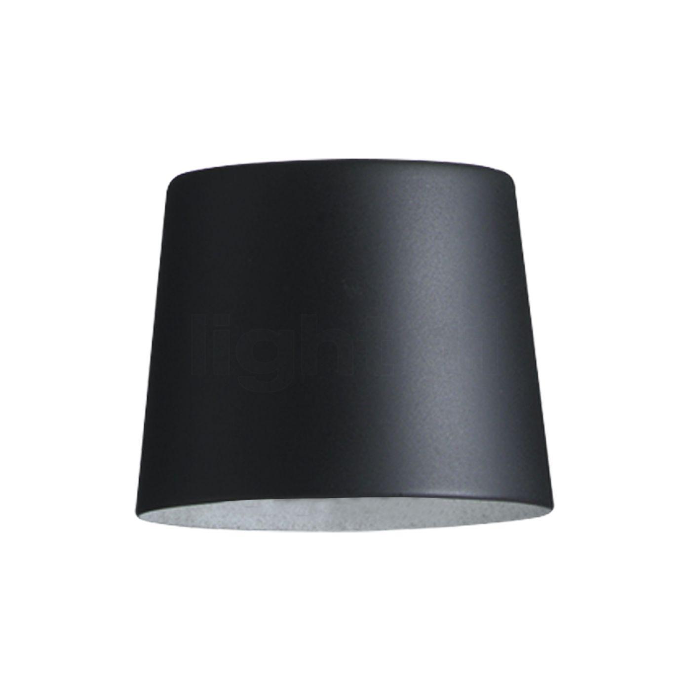 Anta Abat-jour de rechange pour Lampe de table Cut, aluminium/noir