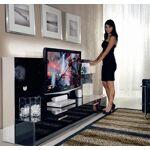 munari  MUNARI meuble pour TV BELT23 (Noir - MDF/cristal) EXTENSION ? BELT... par LeGuide.com Publicité