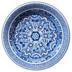 MOOOI CARPETS tapis DELFT BLUE PLATE Signature collection (Ø 350 cm -... par LeGuide.com Publicité