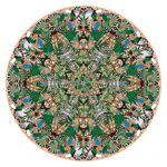 MOOOI CARPETS tapis L'AFRIQUE Signature collection (Ø 350 cm - Polyamide)... par LeGuide.com Publicité