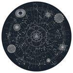 MOOOI CARPETS tapis CELESTIAL Signature collection (Ø 350 cm - Polyamide)... par LeGuide.com Publicité