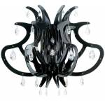 slamp  SLAMP lampe murale applique MEDUSA (Noir - Cristalflex® - Opalflex®)... par LeGuide.com Publicité