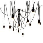 seletti  SELETTI lampe à suspension MAMAN avec 14 LED (avec variateur avec... par LeGuide.com Publicité