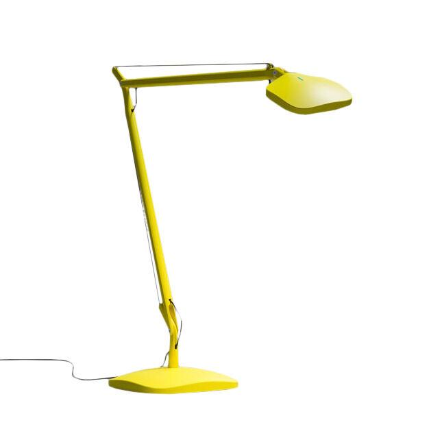 FONTANA ARTE lampe de table VOLÉE Volee à LED (Jaune - Aluminium)