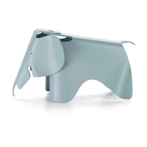 VITRA chaise EAMES ELEPHANT (Gris glace - Polypropylène)