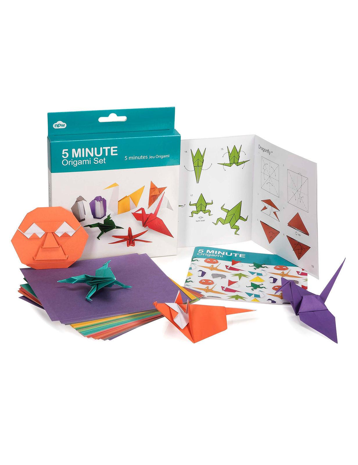Deguisetoi Kit Origami multicolore