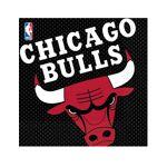 Deguisetoi 16 Serviettes en papier Chicago Bulls 33 x 33 cm Ces serviettes... par LeGuide.com Publicité