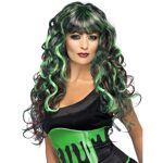 Deguisetoi Perruque sirène verte et noire femme Cette perruque à frange... par LeGuide.com Publicité