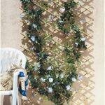nortene  Nortène Treillis extensible en bambou, 100 x 200 cm Ajoutez à... par LeGuide.com Publicité