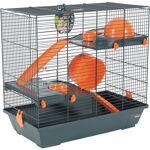 zolux  ZOLUX Cage pour rongeurs en duplex indoor orange L. 51 x l. 29 x... par LeGuide.com Publicité