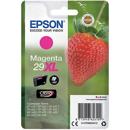 Epson Cartouche jet d'encre Epson D'origine 29XL Magenta C13T29934012