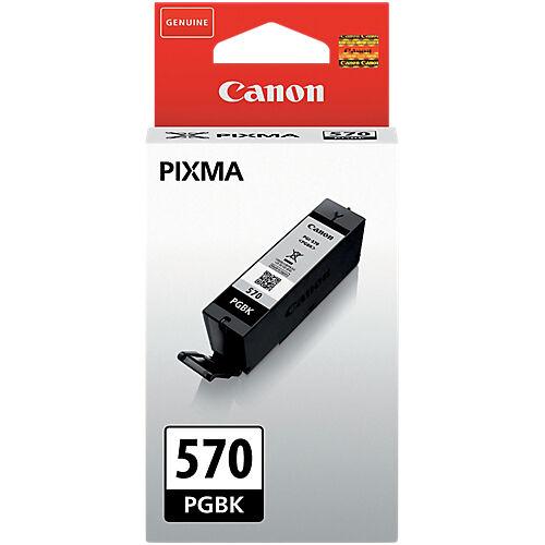 Canon Cartouche jet d'encre Canon D'origine PGI-570 Noir Noir