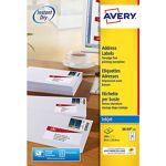 avery  Avery Étiquettes pour timbres Avery J8159-15 63 5 x 33 9 mm Blanc... par LeGuide.com Publicité