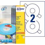 avery zweckform  AVERY Zweckform Étiquettes CD et DVD AVERY Zweckform L6043-25... par LeGuide.com Publicité