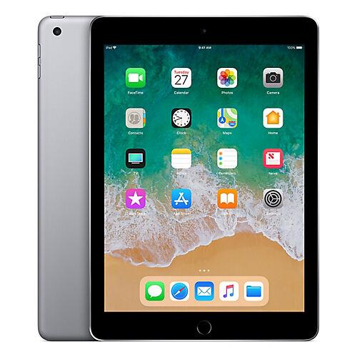 Apple Tablette Apple iPad WiFi 2018 24 6 cm (9 7 ) 32 Gris sidéral