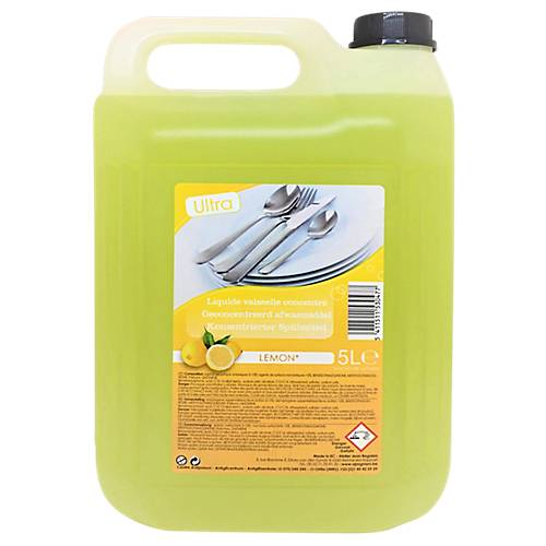 ELAMI Liquide vaisselle ELAMI Citron - 5 L