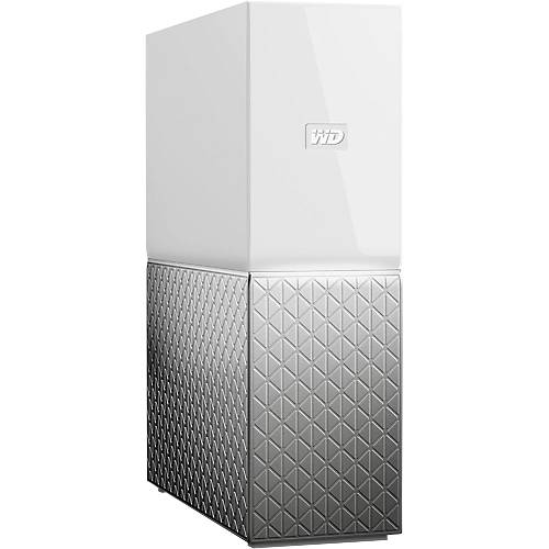 WD Serveur NAS WD My Cloud Home 4 To Gris  blanc