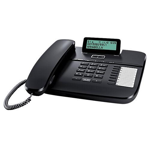 Gigaset Téléphone Gigaset DA710 Noir