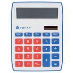 foray  Foray Calculatrice de bureau Foray Generation 10 Chiffres Rouge... par LeGuide.com Publicité