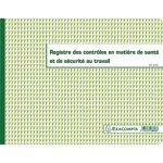 exacompta  Exacompta Registre Hygiène - Sécurité Exacompta 24 x 32 cm 110... par LeGuide.com Publicité