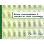 exacompta  Exacompta Registre des risques professionnels Exacompta Exacompta... par LeGuide.com Publicité