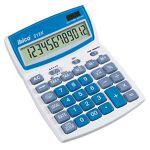 rexel  Rexel Calculatrice de bureau Rexel ibico 212X 12 Chiffres Bleu Calculatrice... par LeGuide.com Publicité