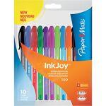 paper mate  Paper Mate Stylo-bille Paper Mate Inkjoy 0.3 mm Assortiments... par LeGuide.com Publicité