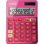 Canon LS-123K Canon Calculatrice de bureau Canon LS-123K 12 Chiffres Rose... par LeGuide.com Publicité