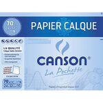 canson infinity  Canson Papier calque Canson Transparent - 12 Feuilles... par LeGuide.com Publicité