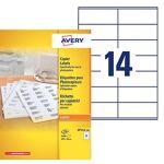 avery  Avery Étiquettes Avery DP143-100 Blanc 39 x 105 mm 100 Feuilles... par LeGuide.com Publicité