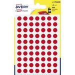 Pastilles adhésives Avery - diamètre 8 mm - pour écriture manuelle... par LeGuide.com Publicité