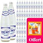 Vichy Célestins 36 bouteilles eau minérale naturelle gazeuse de Vichy... par LeGuide.com Publicité