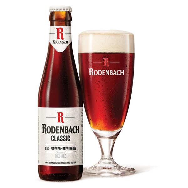 Palm Bière Rodenbach Classic 5.2% brune-rouge de Belgique - bouteille 25 cl