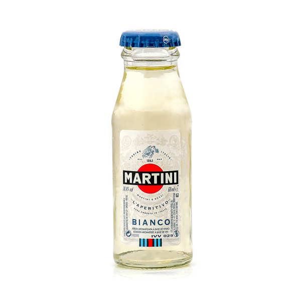 Martini Mignonnette de Martini blanc 14,4% - Bouteille 6cl