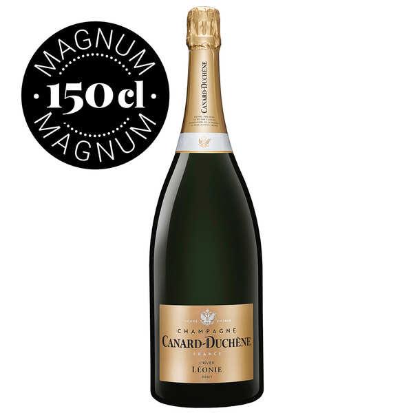 Champagne Canard-Duchêne Champagne Canard Duchêne Cuvée Léonie Brut format Magnum - Magnum 150cl