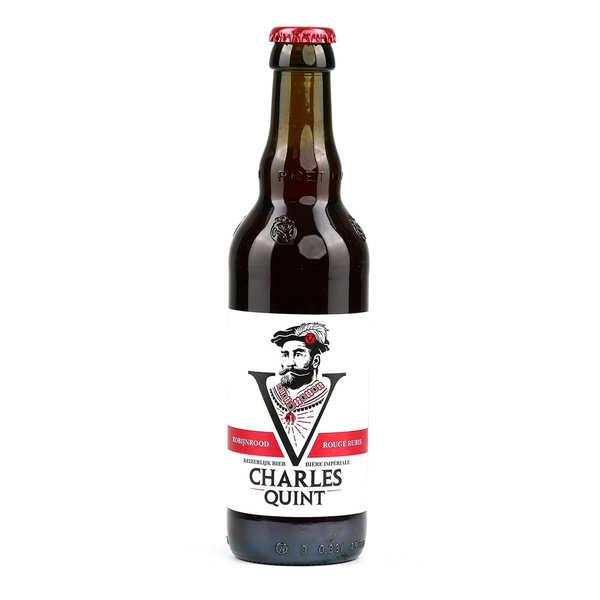 Brasserie Haacht Charles Quint Rubis - Bière Belge 8,5% - Bouteille 33cl