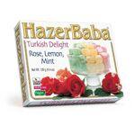 Hazer Baba loukoums Loukoums à la rose, citron et menthe - Boîte 250g... par LeGuide.com Publicité