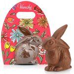 Venchi Lapin en chocolat au lait - Le lapin 100g Voici un lapin au chocolat... par LeGuide.com Publicité