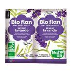 nat ali  Nat-Ali Bio flan non sucré parfum lavande - Les 2 doses de 4g... par LeGuide.com Publicité