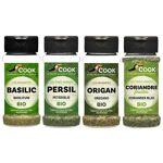Cook - Herbier de France Assortiment d'herbes aromatiques incontournables... par LeGuide.com Publicité